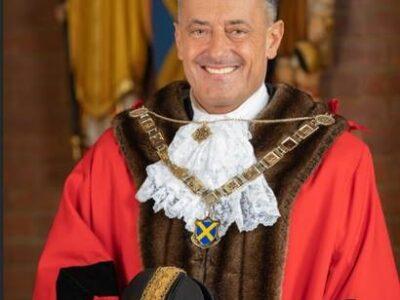 mayor's charity, youth talk,edgar hill, st albans