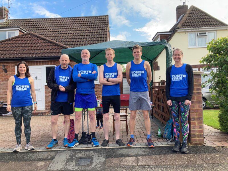 herts half marathon, youth talk, running, fundraising, sponsorship, mental health, awareness, anxiety, St Albans